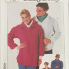 Simplicity 7699 misses mans top jacket size L B38 to 40 stretch knits