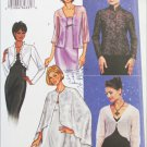 Butterick 3345 misses jacket and cape sizes 18 20 22 pattern