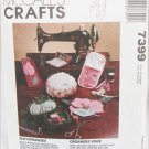 McCall 7399 needle eyeglass case tote traveling kit caddy patterns