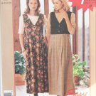 McCall 8340 each misses jumper top sizes 18 20 22 24 pattern