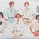 Butterick 3642 misses blouse pattern sizes 20 22 24