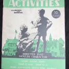 Children's Activities Magazine March 1946  for Home & School