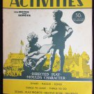 Children's Activities Magazine May 1945  for Home & School