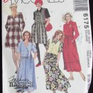 McCall 6175 misses loose fitting dress size 22 to 24
