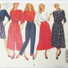 Butterick 5221 misses top skirt split skirt short pants sizes 18 20 22