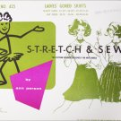 Ann Person 425 Stretch Sew ladies gored skirts uncut sizes 21 to 33