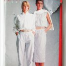 Butterick 6119 misses shirt skirt pants size 12 14 16