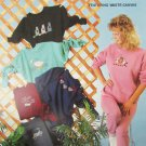 Life's aFun Fashions cross stitch designs for sweatshirts or more Bette Ashley