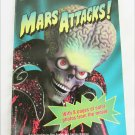Mars Attacks 1996 book novel with color pages from movie