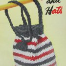 Handbags and hats crochet patterns Star book number 97 vintage 1953