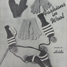 Gloves Mittens & Accessories vintage knit crochet booklet dog coat blanket more