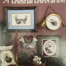 Leisure Arts 608 Celestial Celebration angels cross stitch pattern