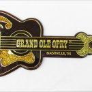 Grand Ole Opry guitar keychain Nashville TN key chain plastic Opryland