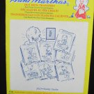 Aunt Martha hot iron transfers Ducky Ducks for towels or motifs #3740
