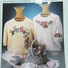 Stoney Creek cross stitch pattern leaflet Duplicate Stitch DS06 for sweaters