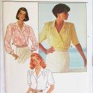 Butterick 3294 misses blouse UNCUT pattern sizes 14 16 18