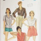 Simplicity 6358 misses blouse sizes 18 & 20 UNCUT pattern