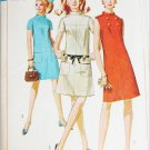 Simplicity 7160 misses dress size 12 bust 32 vintage 1967 pattern