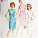 Simplicity 6532 misses one piece dress size 16 UNCUT pattern vintage 1966
