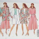 Butterick 6003 misses jacket top split skirt sizes 18 20 22 UNCUT pattern