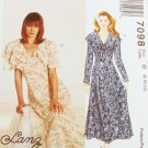McCall 7098 misses dress pattern UNCUT sizes 8 10 12