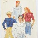 Buterick 4174 misses blouse size 14 bust 36 UNCUT pattern