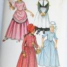 Simplicity 9136 girls colonial dress pilgim outfit size 7 UNCUT 1970 vintage pattern