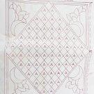 Cornucopia quilt pattern Sterns Foster Mountan Mist design