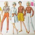 Simplicity 7486 misses separates skirt shirt pants size 16 Buset 38 UNCUT vintage 1967