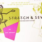 Ann Person Stretch & Sew 250 ladies top UNCUT sizes 32 34 36 38