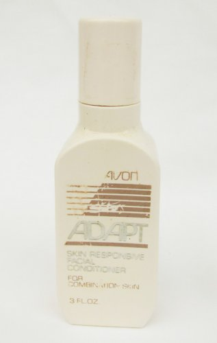 Avon Adapt skin responsive facial conditioner 3 ounce full old stock