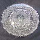 Tiara large glass serving platter tray T-157 new in box