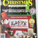 Better Homes and Gardens Cross Stitch Christmas special edition