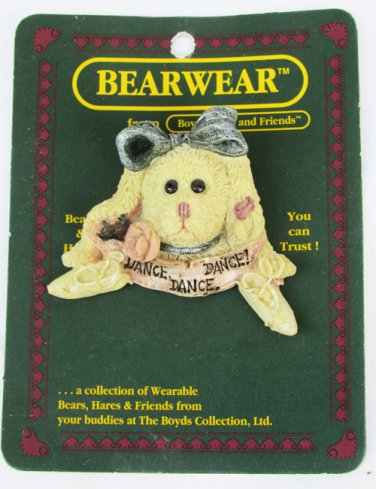 Boyd Bearswear pin Dance Dance ballerina
