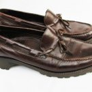 Cole Haan Country brown women's walking shoe size 9 B bow crepe soles gentle use