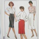 Simplicity 9060 misses skirt pattern size 14 UNCUT