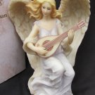 "Seraphim Angel Lydia Winged Poet figurine 67088 about 6 3/4"" tall in box"