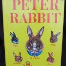 Peter Rabbit Wonder Book 1947 vintage hard cover clean inside