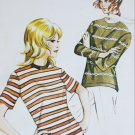 Kwik Sew 305 ladies T shirt sizes S M L XL intact pattern