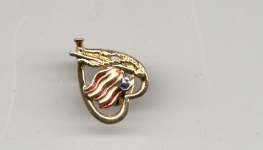 Avon Forever America tac pin