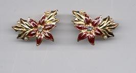 Avon  Festive Treasures  Pierced Earrings