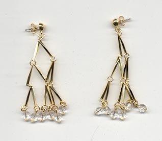 Avon Chandelier Earrings- pierced