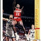 Vernon Maxwell - 91/92 Upper Deck #275- Basketball card