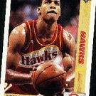 Duane Ferrell-  91/92  Upper Deck #274- Basketball card