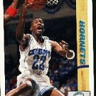 Johnny Newman -  91/92  Upper Deck #268- Basketball card