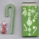6 Avon Candy Cane  Green  Soap- Spearmint