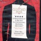 Gosford Park- DVD