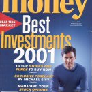 Money Magazine-  January 2001