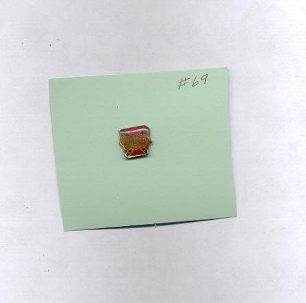 Arkansas  hat (lapel) pin (# 69)