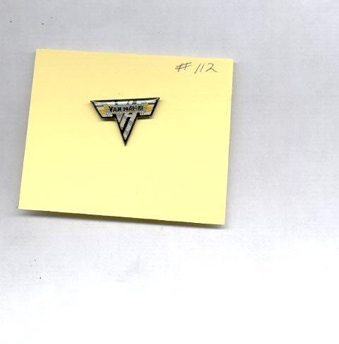 Van Halen  hat (lapel) pin (# 112)